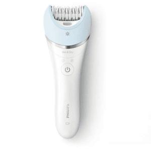 Епилатор Philips BRE605/00, Четка за почистване, S-образна дръжка